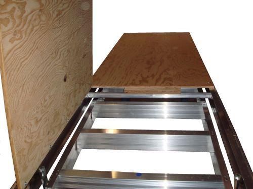 Hatchway Deck w/ Ladder