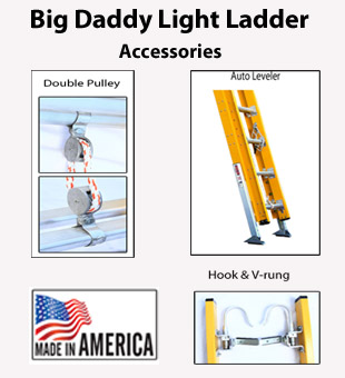Big Daddy Easy Lift Accessories